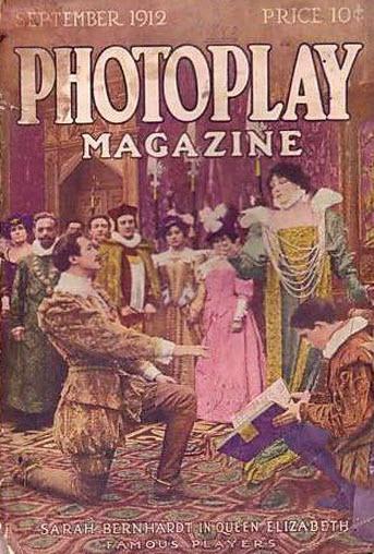 Magazines Sarah Bernhardt