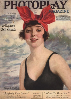 Photoplay Aug 1918 Mabel Normand