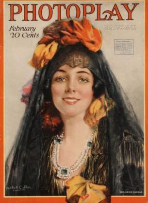 Photoplay Feb 1919 Farrar