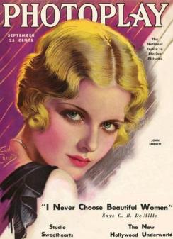 Photoplay Sep 1930 Joan Bennett