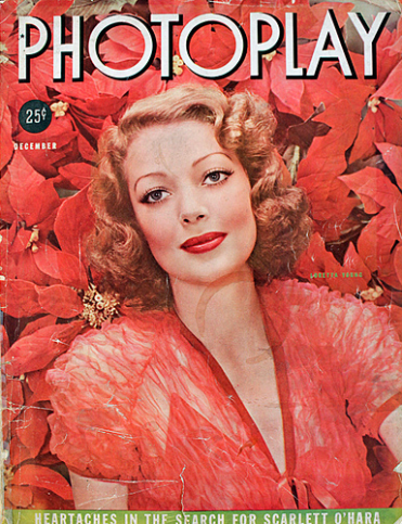 Photoplay Dec 1937 Loretta Young