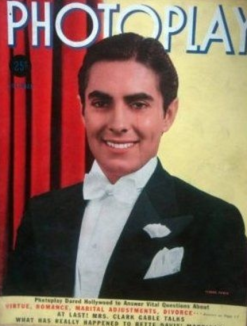 Photoplay December 1938 Tyrone Power