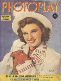 Photoplay December 1940 Judy Garland