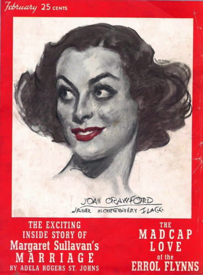 Photoplay February 1937 Joan Crawford