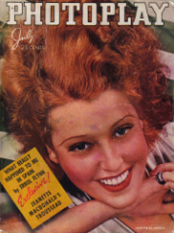 Photoplay July 1937