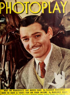 Photoplay July 1938 Clark Gable