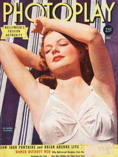 Photoplay July 1940 Ann Sheridan
