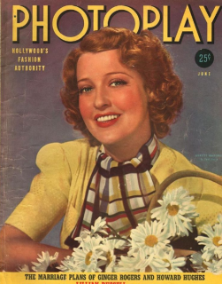 Photoplay June 1940 Jeanette MacDonald