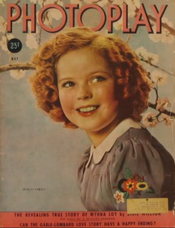 Photoplay May 1938 Shirley Temple