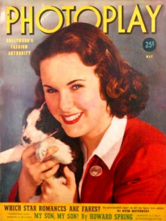 Photoplay May 1940 Deanna Durbin