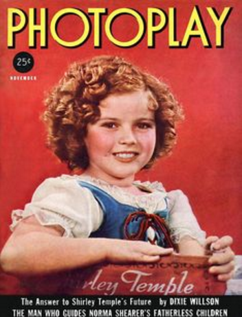 Photoplay Nov 1937 Shirley Temple
