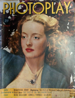 Photoplay October 1938 Bette Davis