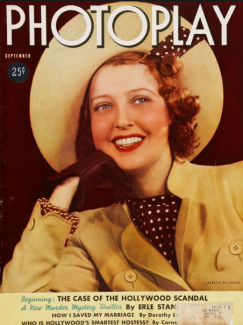 Photoplay September 1938 Jeanette MacDonald