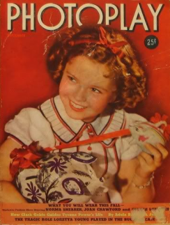 Photoplay September 1939 Shirley Temple