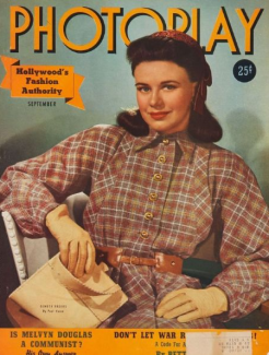 Photoplay September 1940 Ginger Rogers