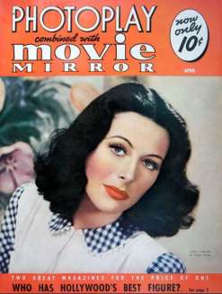 Photoplay April 1941 Lamarr