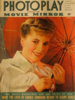 Photoplay April 1942 Fonatine