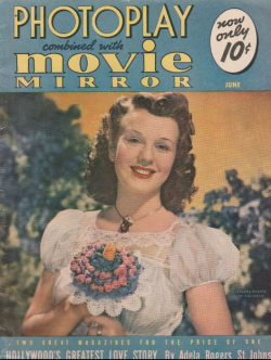 Photoplay June 1941 Durbin