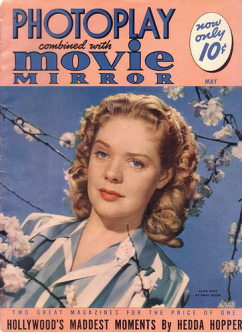 Photoplay May 1941 Alice Faye