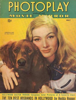 Photoplay May 1943 Veronica Lake