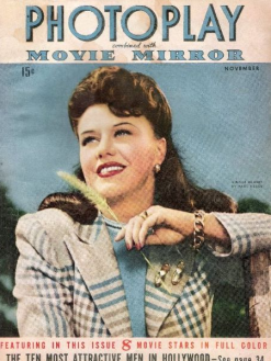 Photoplay November 1942 Rogers