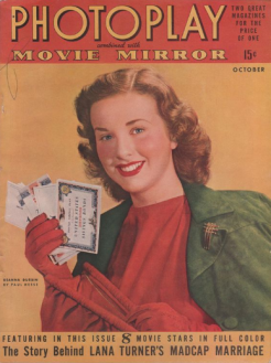 Photoplay October 1942 Durbin