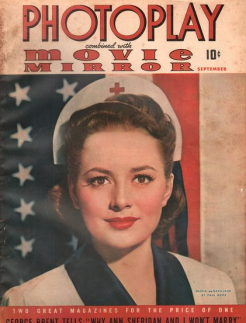 Photoplay September 1941 Olivia