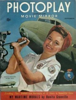 Photoplay September 1943 Olivia