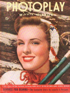 Photoplay January 1944