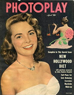 Photoplay April 1950 Janet Leigh
