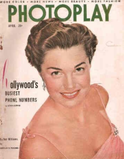Photoplay April 1951 Esther