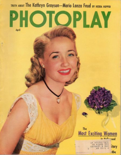 Photoplay April 1952 Jane Powell