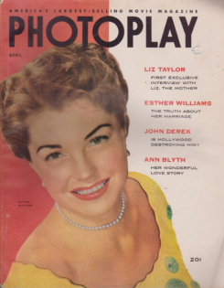 Photoplay April 1953 Esther Williams