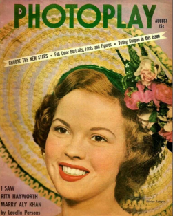 Photoplay Aug 1949 Shirley