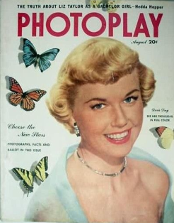 Photoplay August 1951 Doris Day