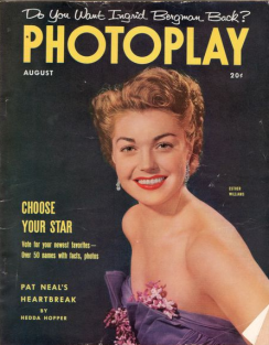 Photoplay August 1952 Esther