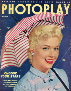 Photoplay August 1953 Doris Day