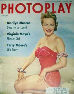 Photoplay August 1954 Terry Moore