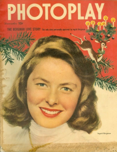 Photoplay Dec 1949 Ingrid Bergman