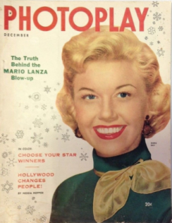 Photoplay December 1952 Doris Day