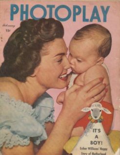 Photoplay Feb 1950 Esther Williams