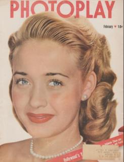 Photoplay February 1951 Jane Powell