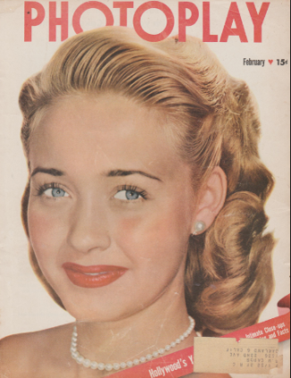 Photoplay February 1951 Jane Powell