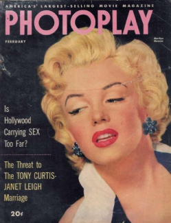 Photoplay February 1953 Marilyn Monroe