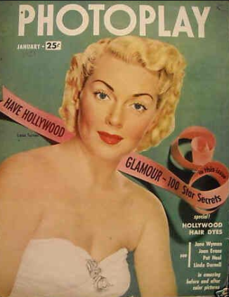 Photoplay January 1951 Lana Turner