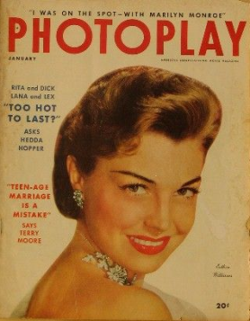 Photoplay January 1954 Esther