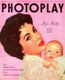Photoplay July 1953 Elizabeth Taylor