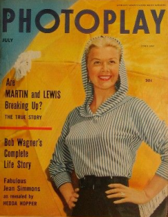 Photoplay July 1954 Doris Day