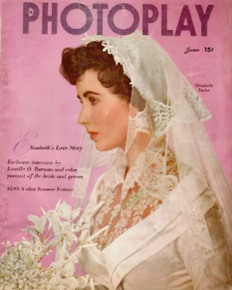 Photoplay June 1950 Elizabeth Taylor