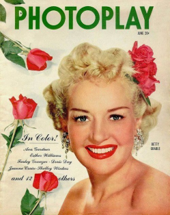 Photoplay June 1951 Betty Grable